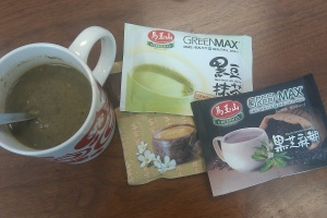 GreenMax: 3 minute breakfast, calorie count & nutritional value