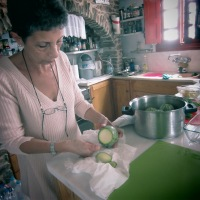 Greek Vegan Cooking Lesson