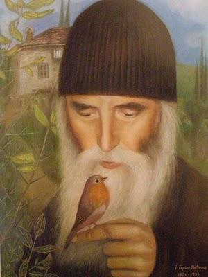 elder paisios painting