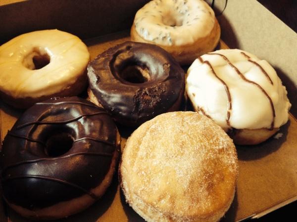Red Rabbit Bakery Doughnuts, What Vegans Eat