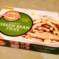 Dollar Store Finds: Snapps Crispy Green Bean Fries