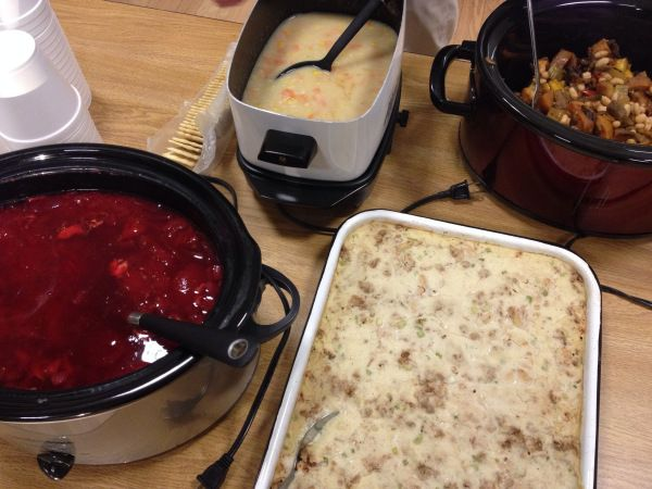 Orthodox Lenten Potluck - Vegan