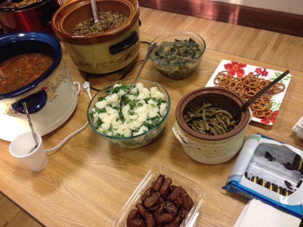 2015-3-12 Lenten Potluck Vegan2