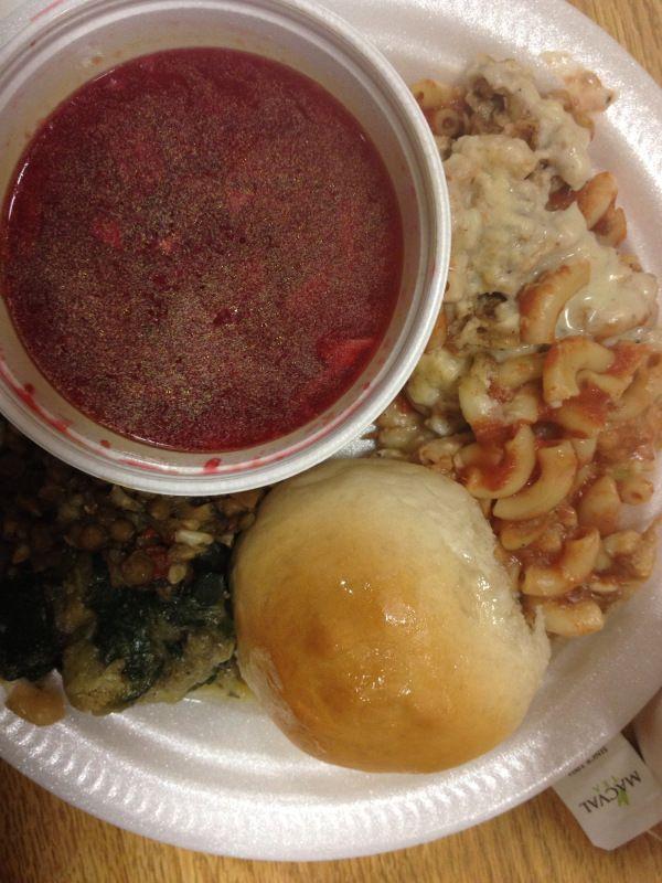 2015-3-12 Lenten Potluck Vegan3
