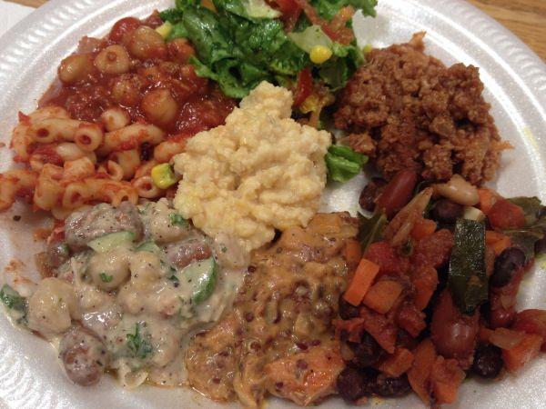 2015-3-19 Lenten Potluck Vegan3