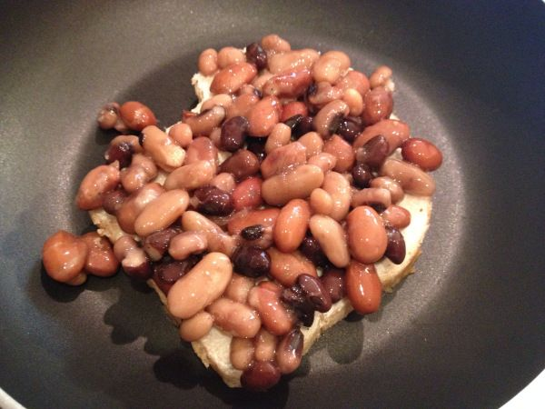 2015-6-4 Grilled Cheez Beans Vegan4