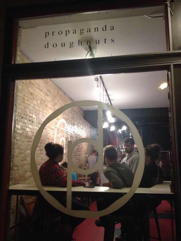2015-6-6 Vegan Propaganda Doughnuts
