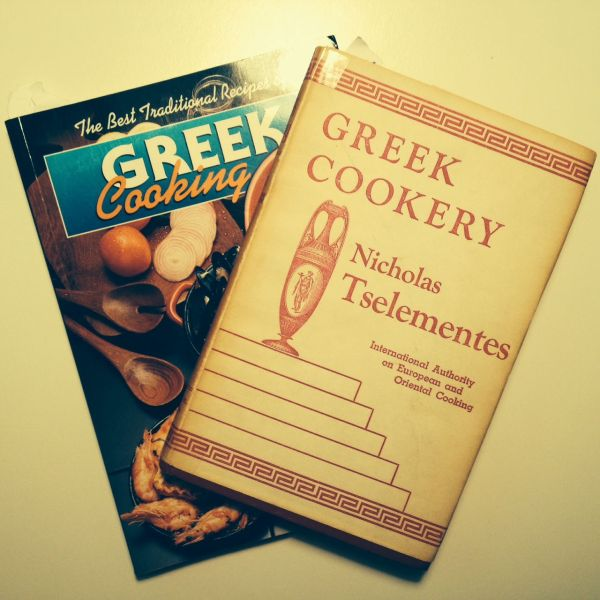 2015-7-11 Greek Recipes