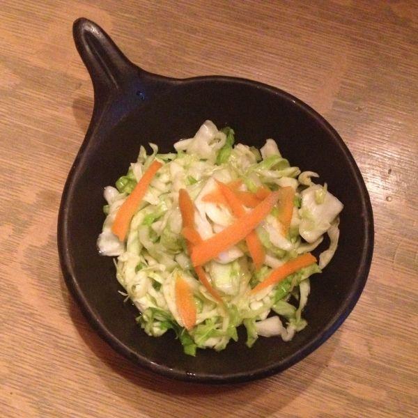 2015-7-14 White Cabbage Salad Lahanosalata