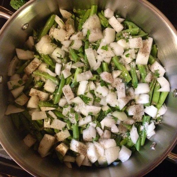 2015-7-16 Stewed Green Beans Fasolakia Giaxni2