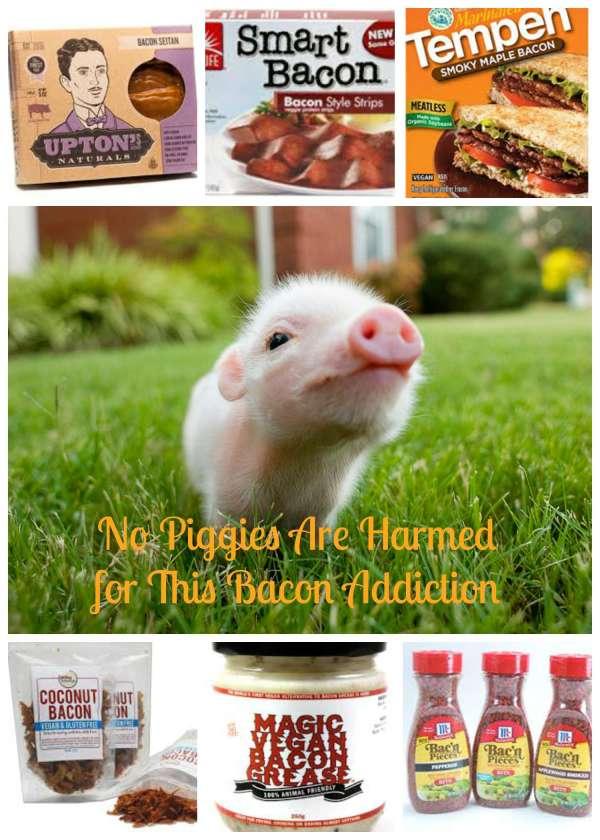 Cruelty Free Vegan Bacon