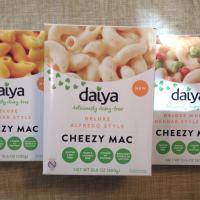 Daiya Cheezy Mac Review
