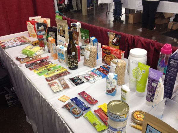 Grand Rapids VegFest Harvest Health