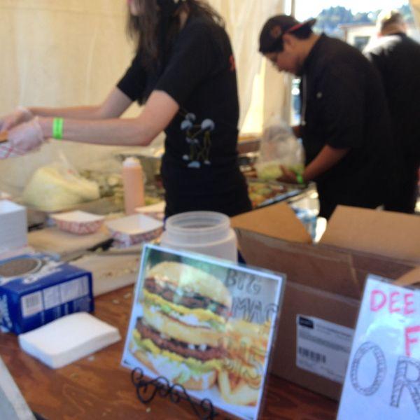 Doomie's at Portland Vegan Beer and Food Festival