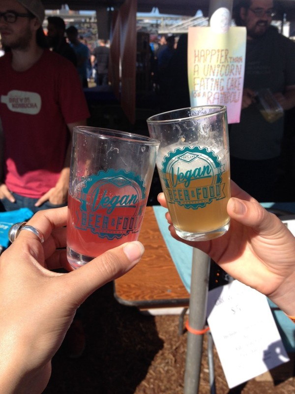 Portland Vegan Beer & Food Festival