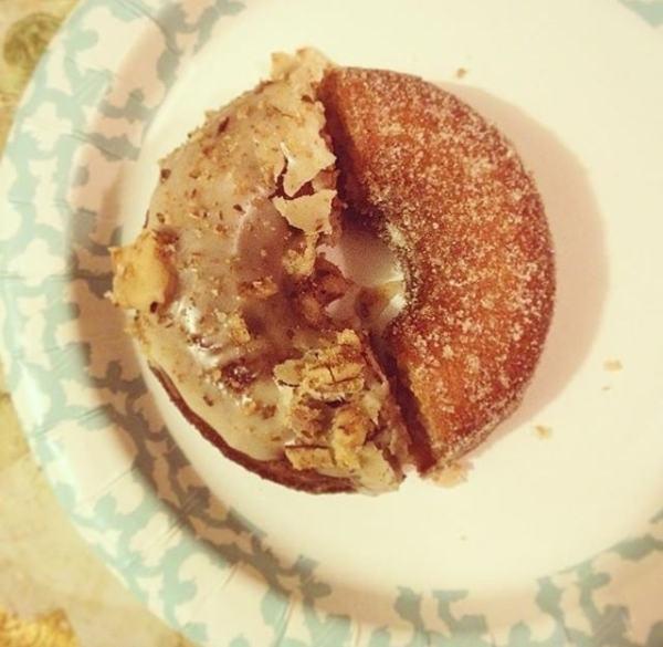 Gluten Free Vegan Donuts from Rise! Grand Rapids in Michigan