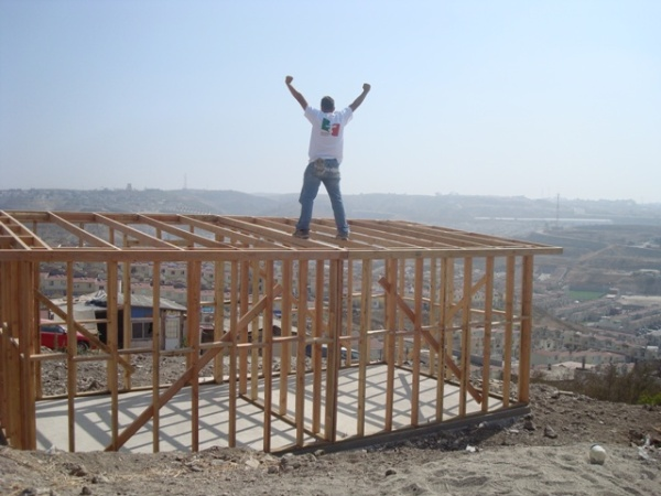 Project Mexico Home Building