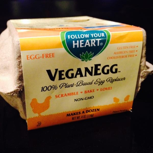 VeganEgg Breakfast Sandwich