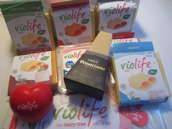 VioLife Vegan Cheese